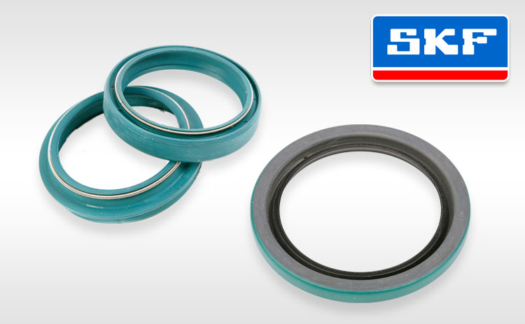 SKF Fork & Wheel Seal Kits