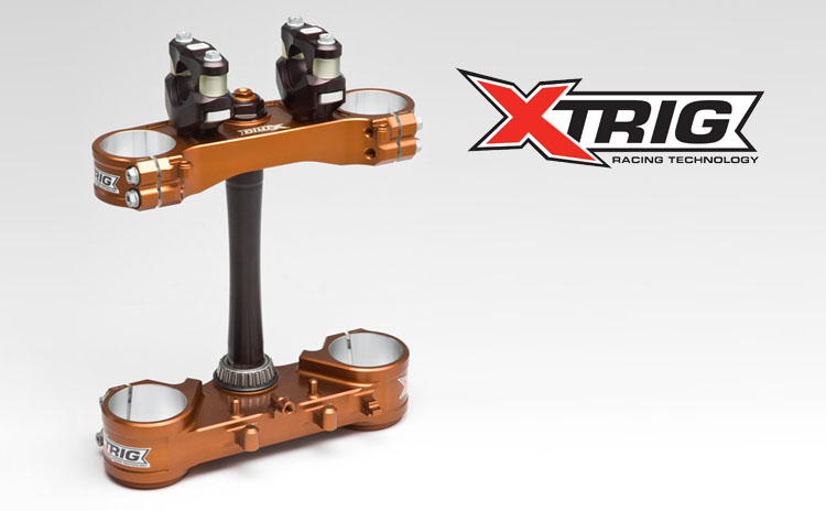 XTRIG Triple Clamp